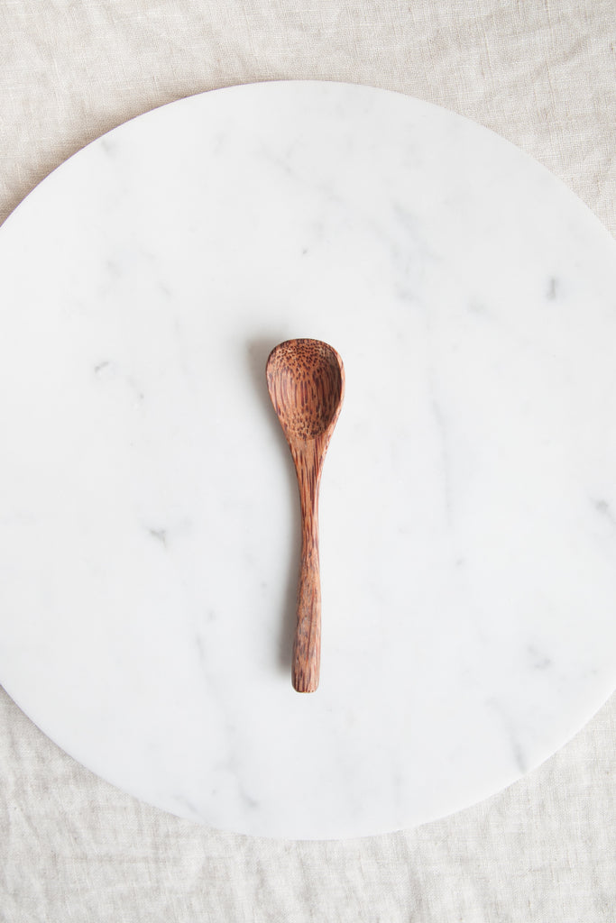 Coconut Wood Tea Spoon
