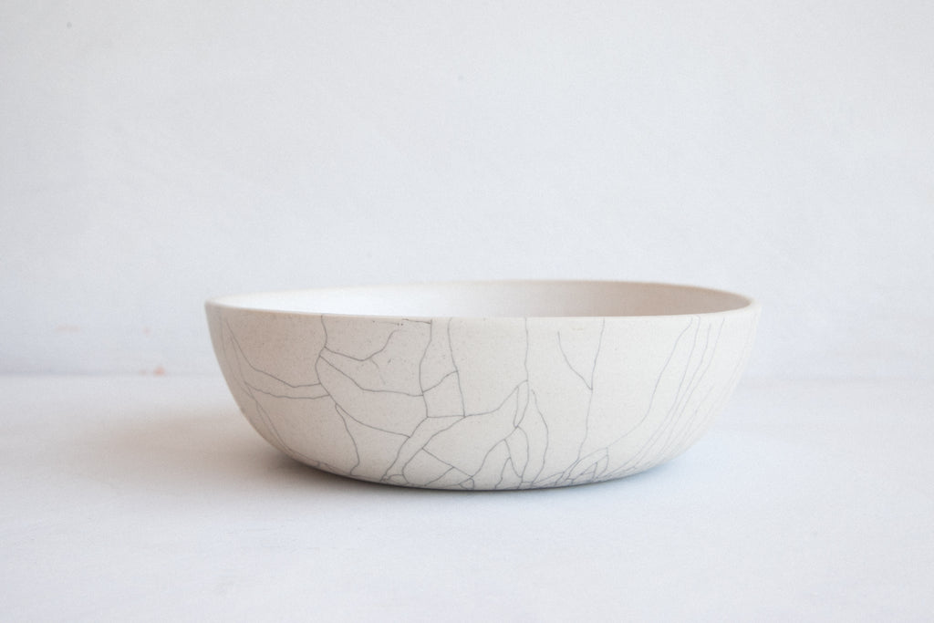 Dinner Bowl / Crackle