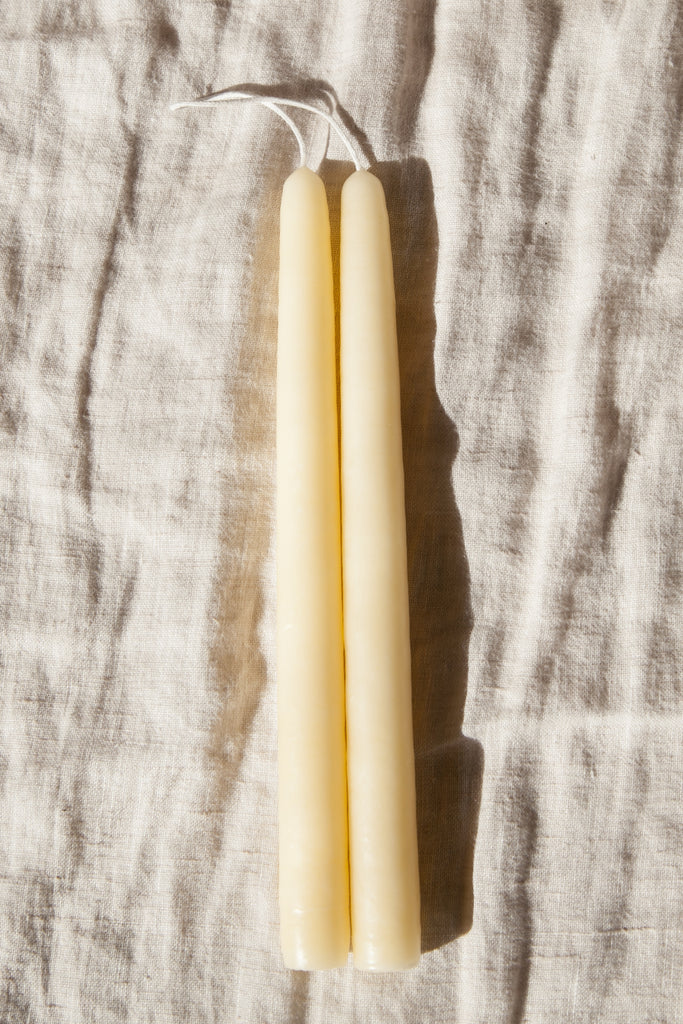 Hand Dipped Taper Candles - 10""