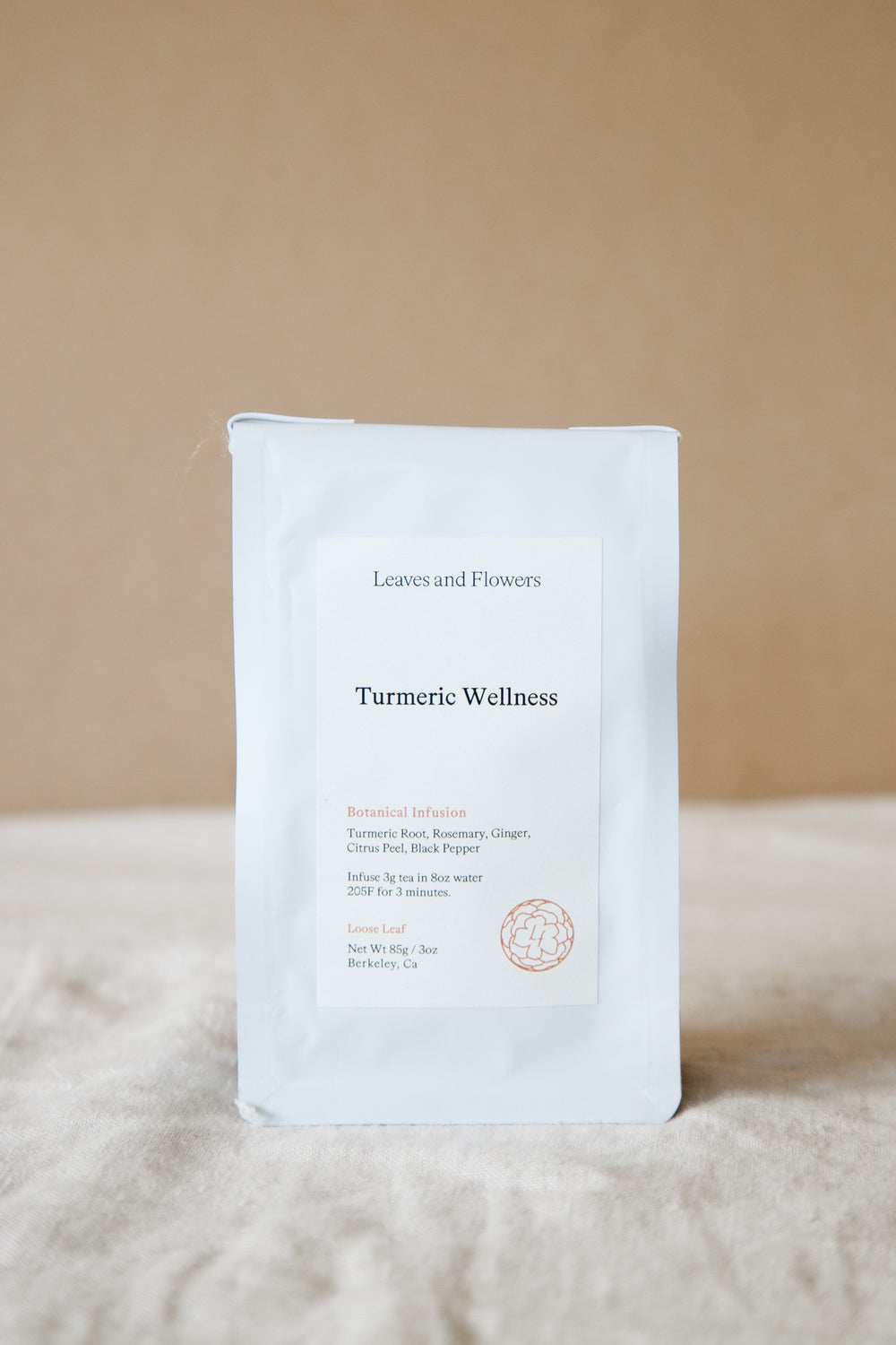 Turmeric Wellness Tea