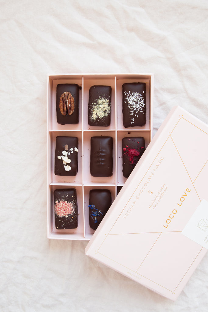 Lover's Box / Chocolate Ganache