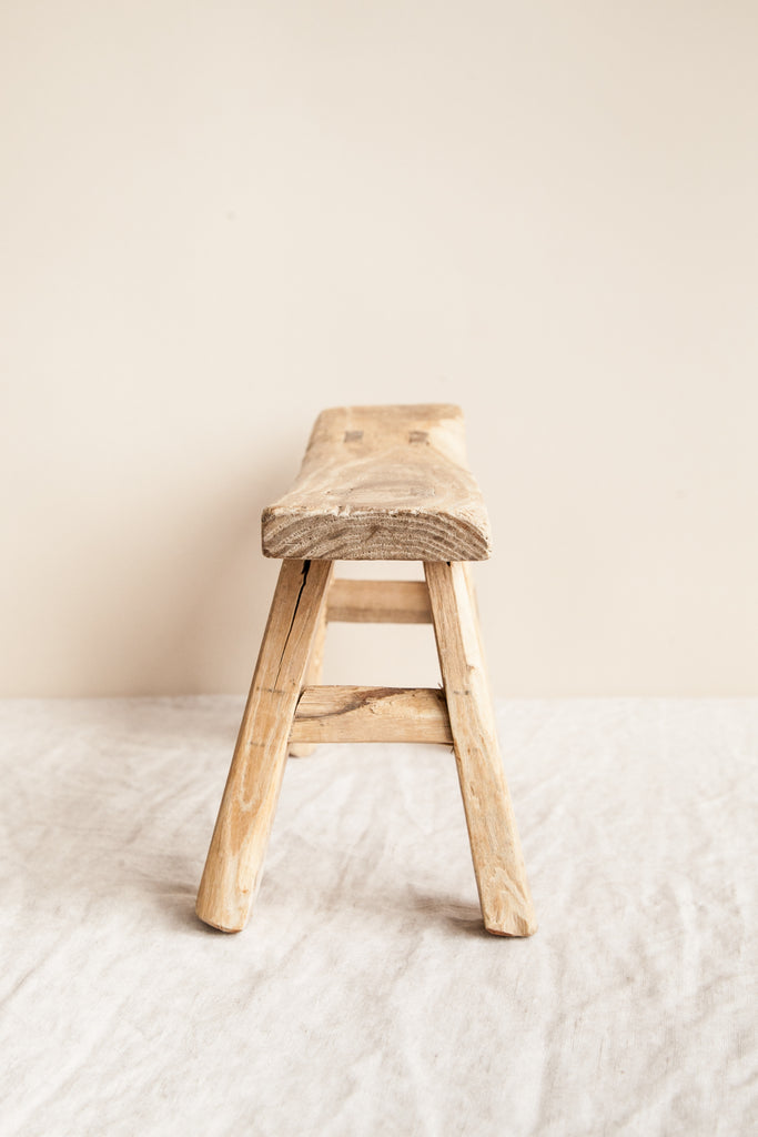 Antique Milking Stool - Mini