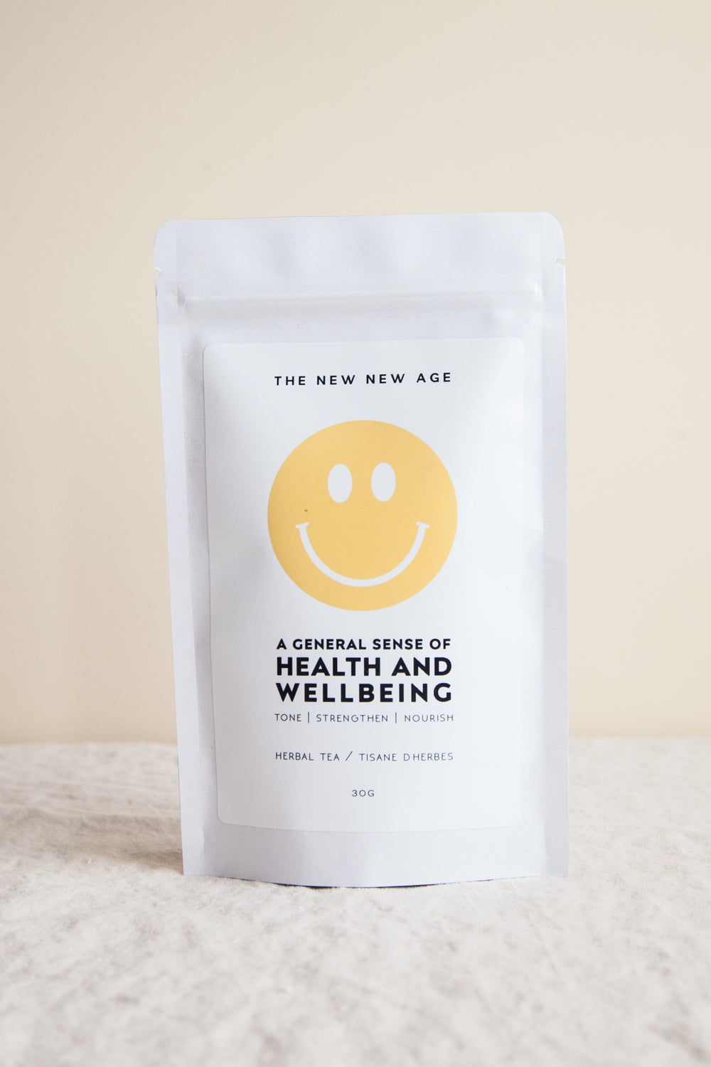 Health and Wellbeing Tonic Tea