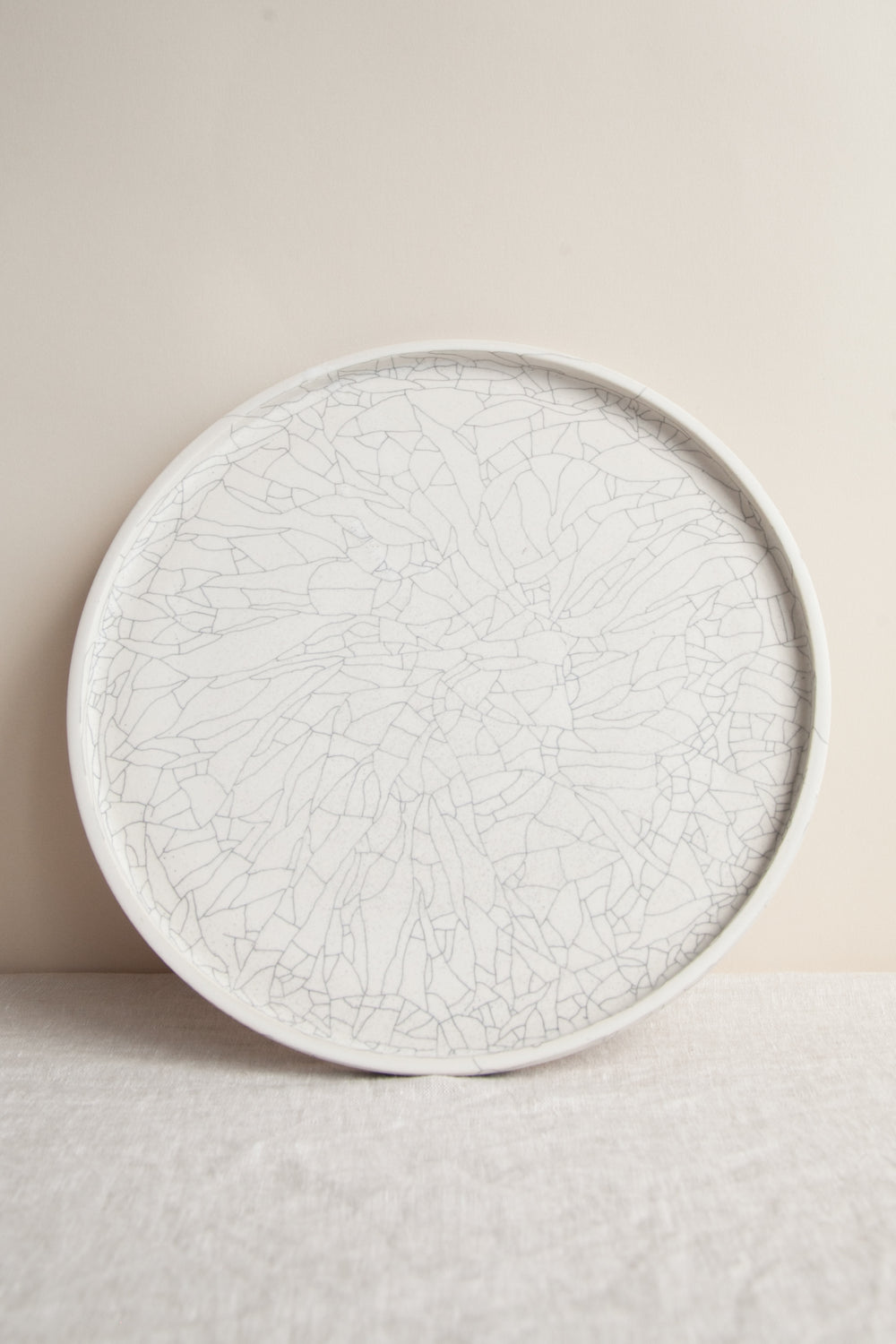 Serving Platter / Crackle