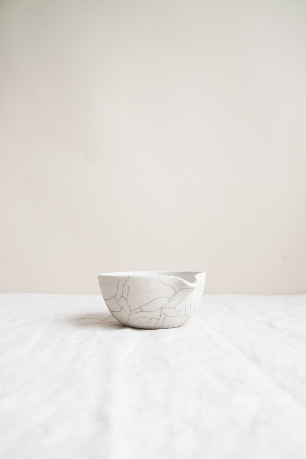 Pour Bowl / Crackle