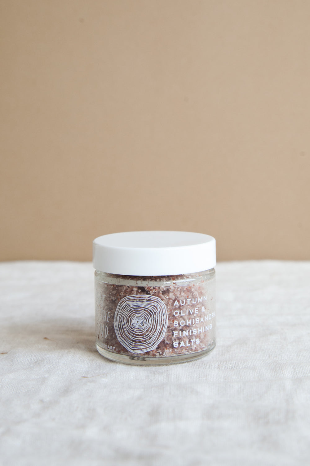 Autum Olive & Schisandra Finishing Salts