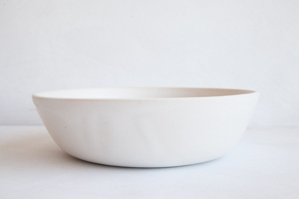 Serving Bowl / Snow