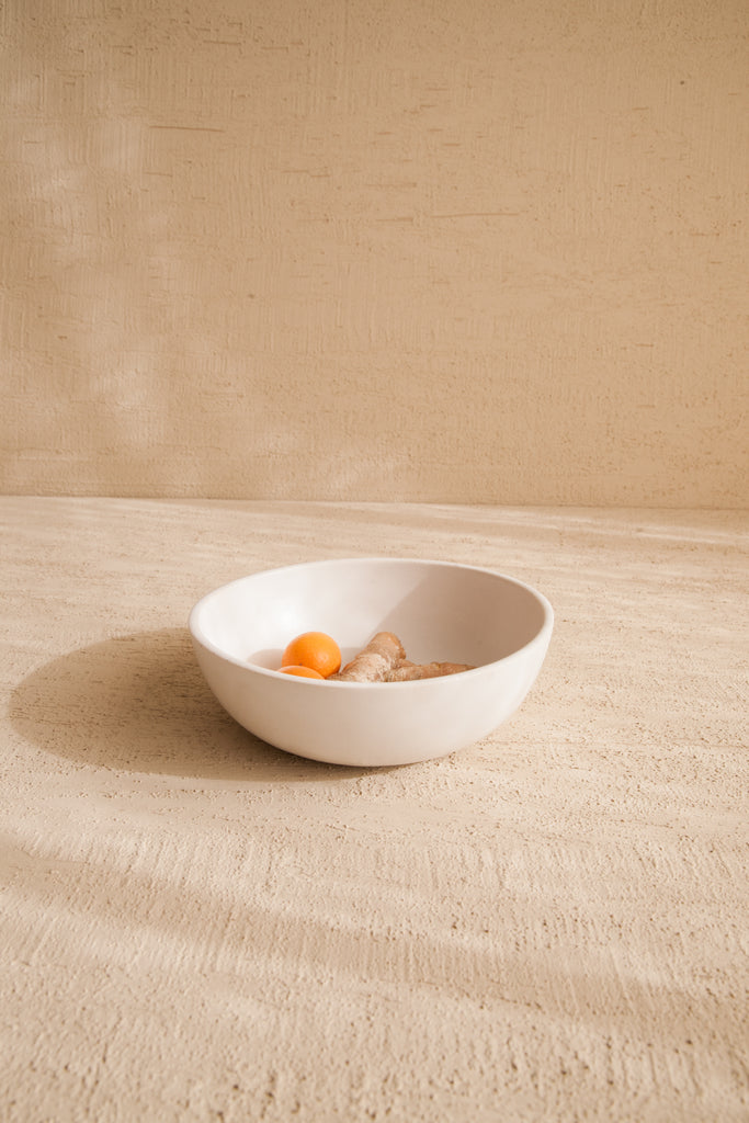 Snack Bowl / Snow