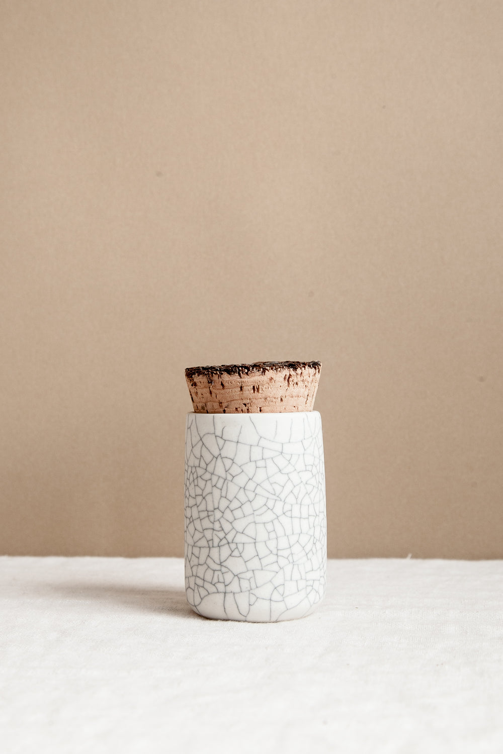 Spice Jar / Crackle