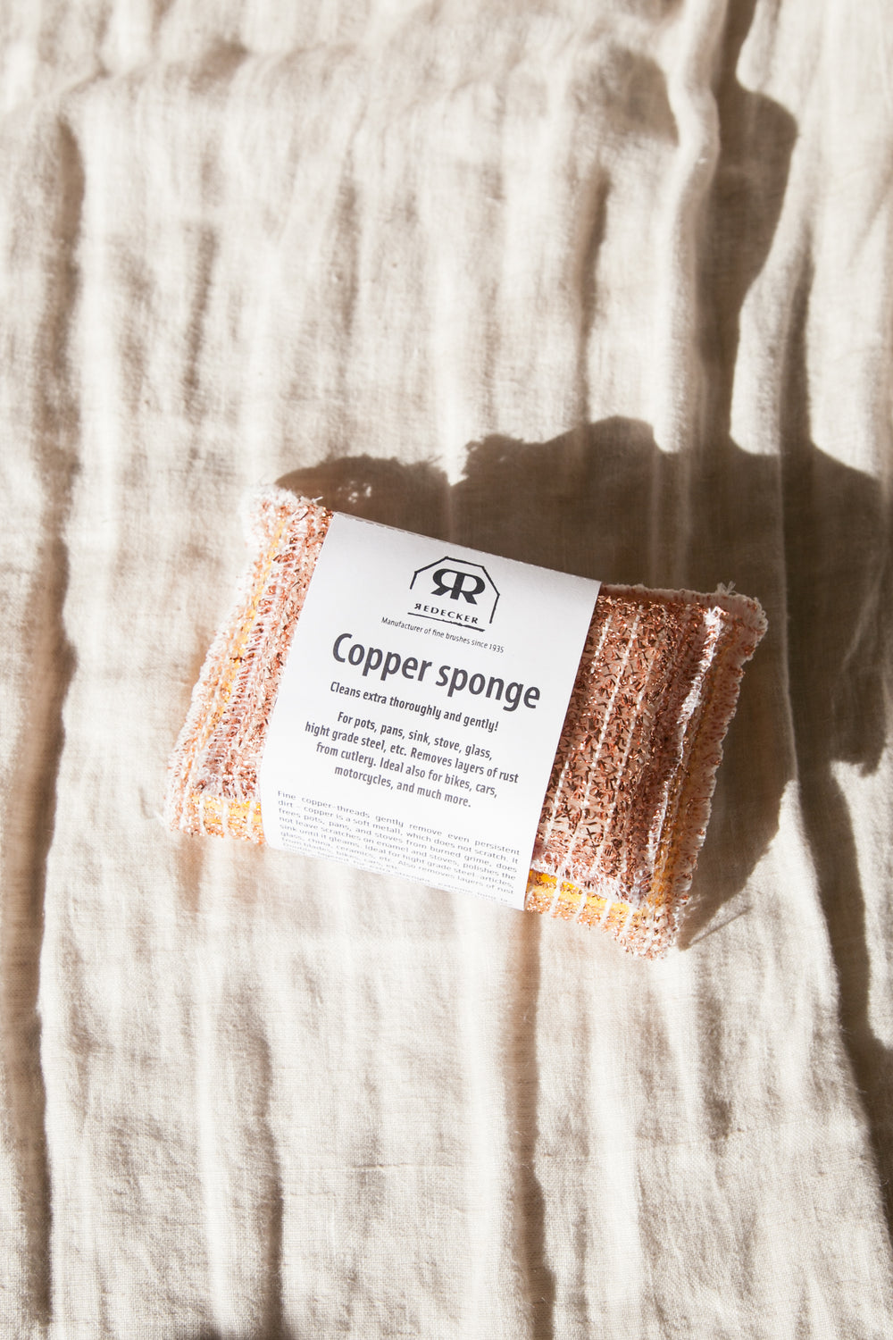 Copper Sponge Set