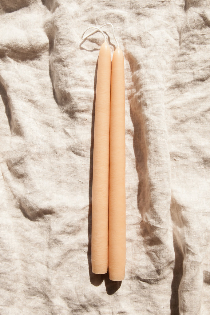 Hand Dipped Taper Candles - 12""