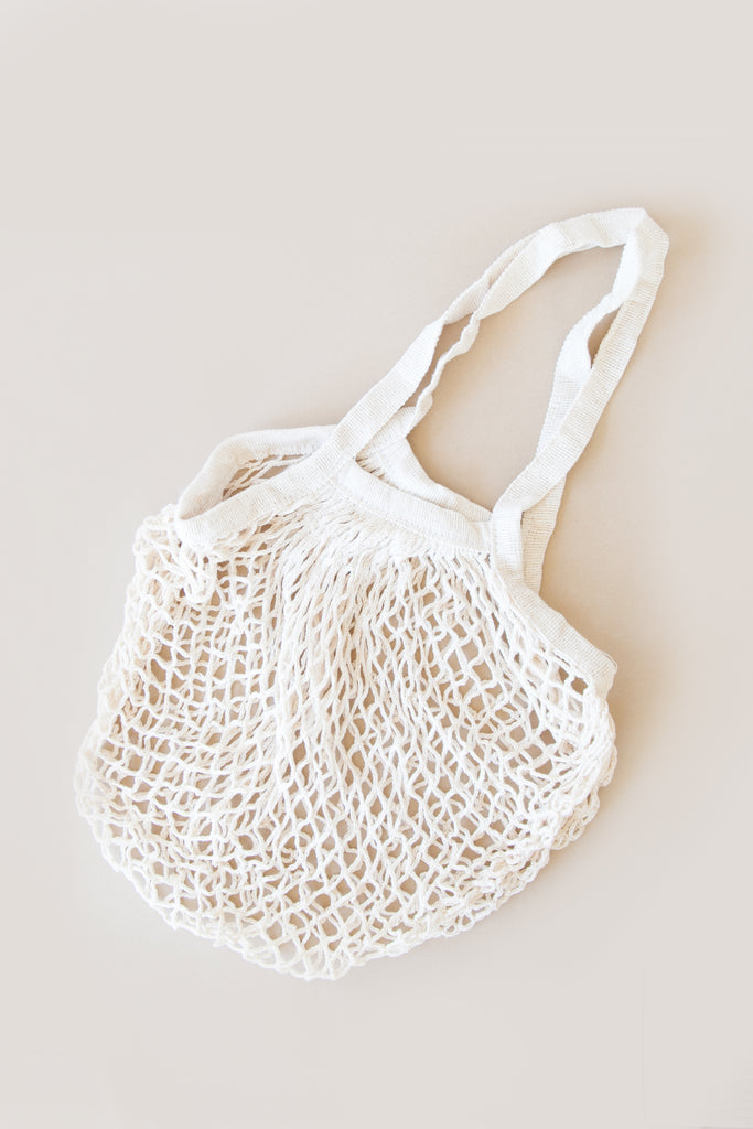 Cotton Mesh Market Bag