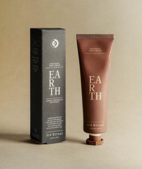 Earth | Botanical Body Cream