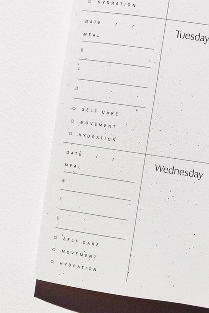 Daydreams Weekly Planner