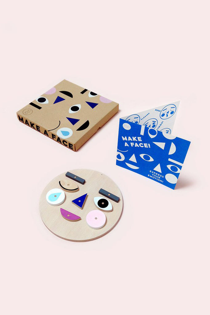 Make a Face - Interactive Toy