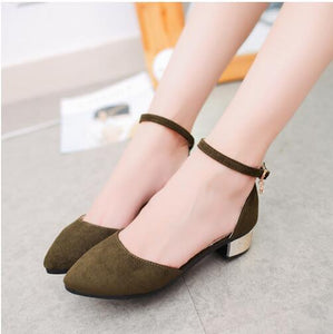 Pointed Toe Pumps For Women