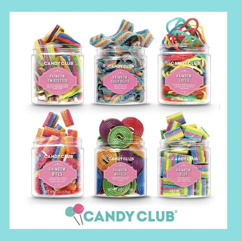 CANDY CLUB ASSORTED FLAVORS