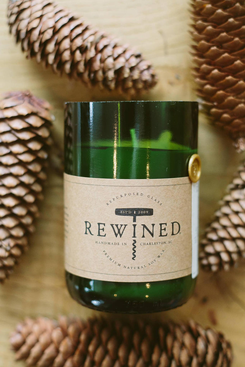 REWINED - Wine Under the Tree Signature Candles