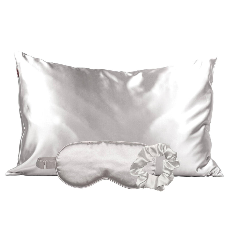 KITSCH SATIN SLEEP SET - ASST. COLORS