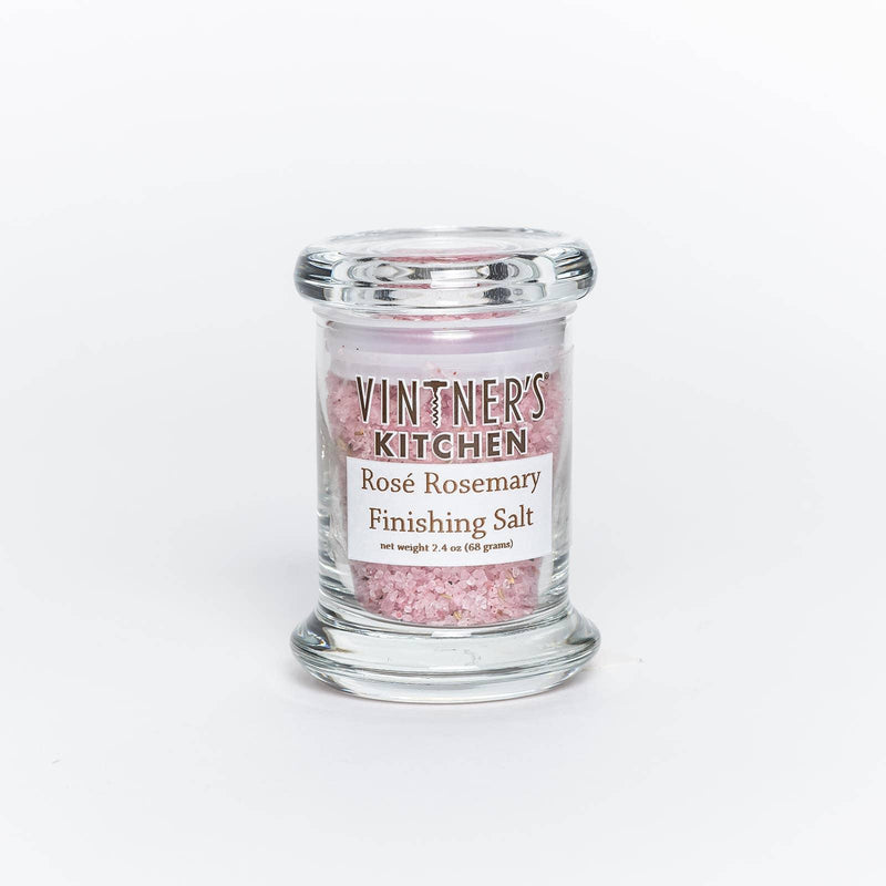 VINTNER'S KITCHEN - ROSÉ FINISHING SALT