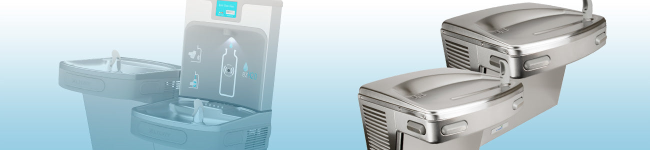 Bi-Level Water Coolers