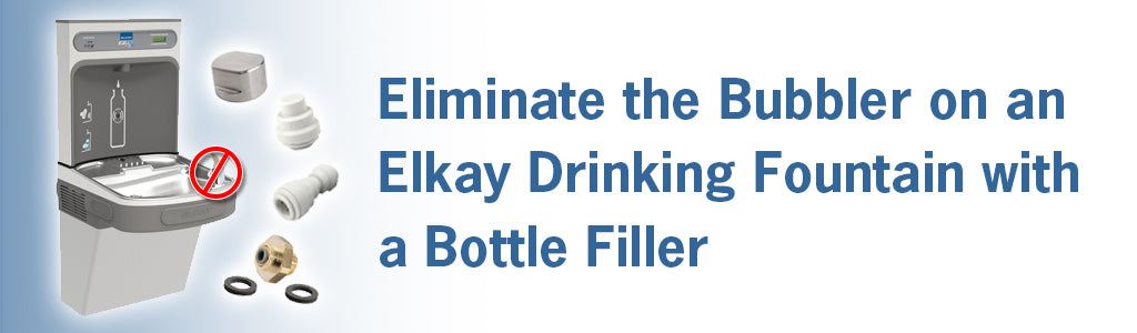 Elkay bubbler removal parts