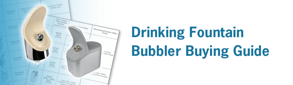 Drinking Fountain Bubbler Replacement Guide