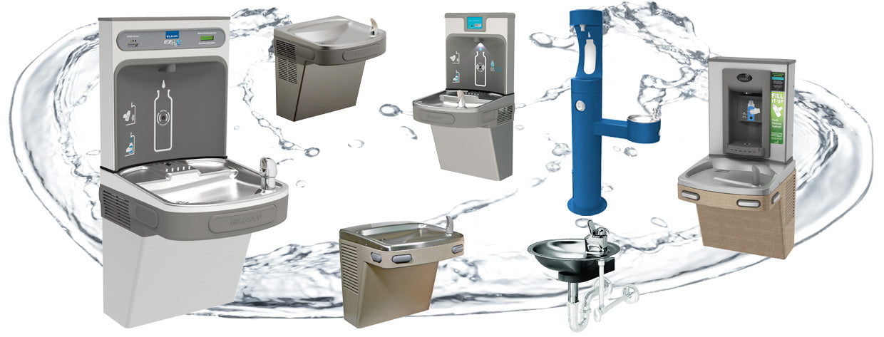 Commercial Water Fountain Webstore by Equiparts ...