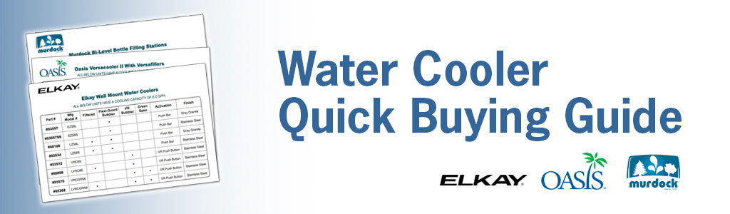 Water Cooler Quick Buying Guide