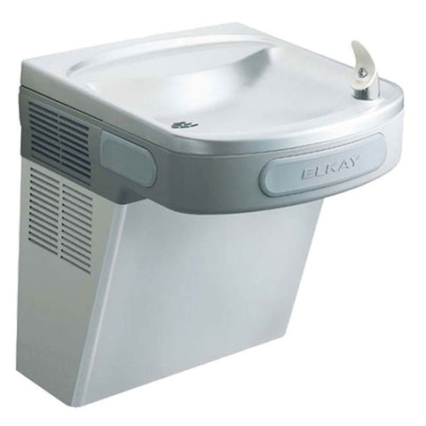 ADA Barrier Free Elkay Water Fountain Stainless Steel