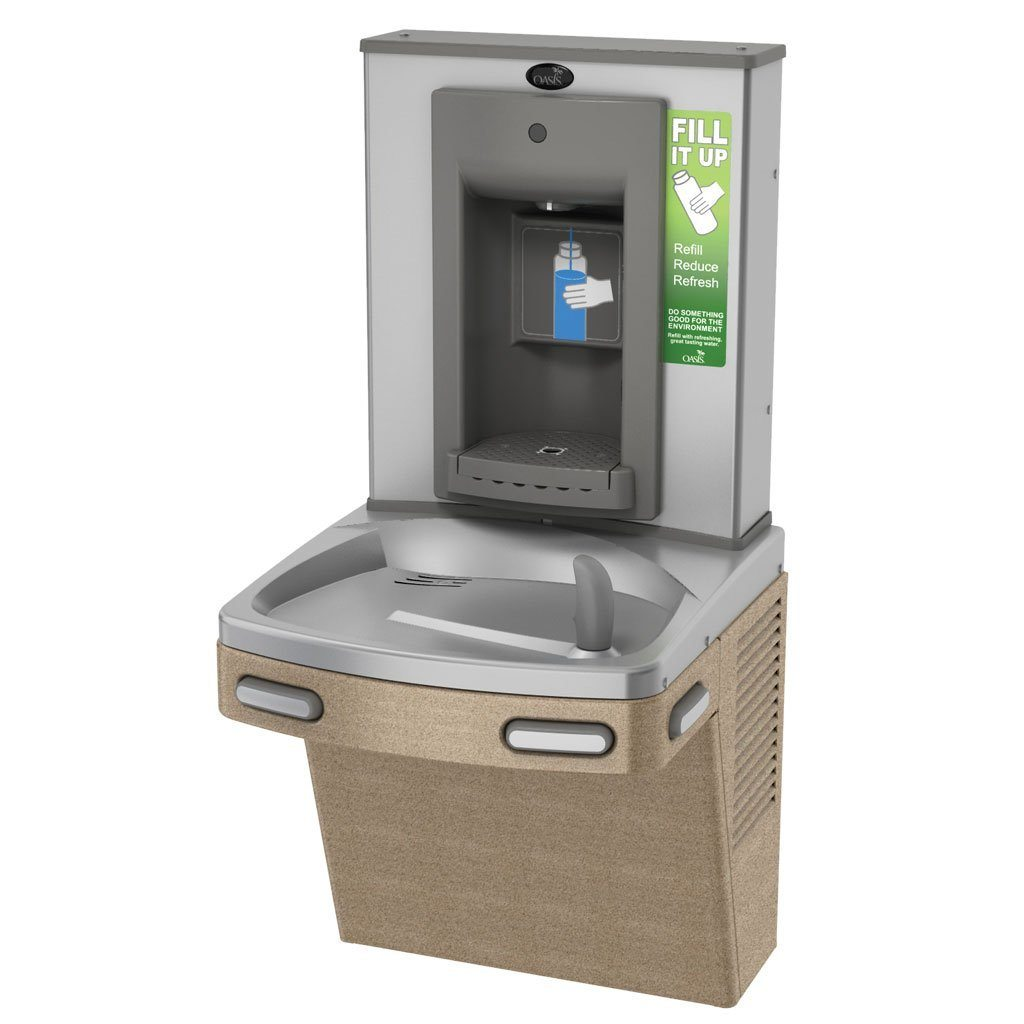 Oasis Water Coolers Parts Breakdown Drinking Fountain Wiring Diagram Cooler With Bottle Filler Unit On Sale Now 1024x1024