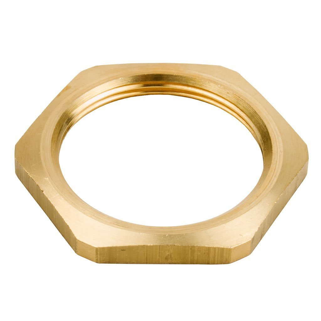 Brass Hex Nut for Regulator Housing Elkay Drinking Fountain Parts