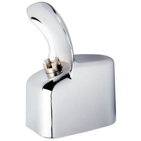 Bubbler with Chrome Plated Brass Cover for Oasis Fountains