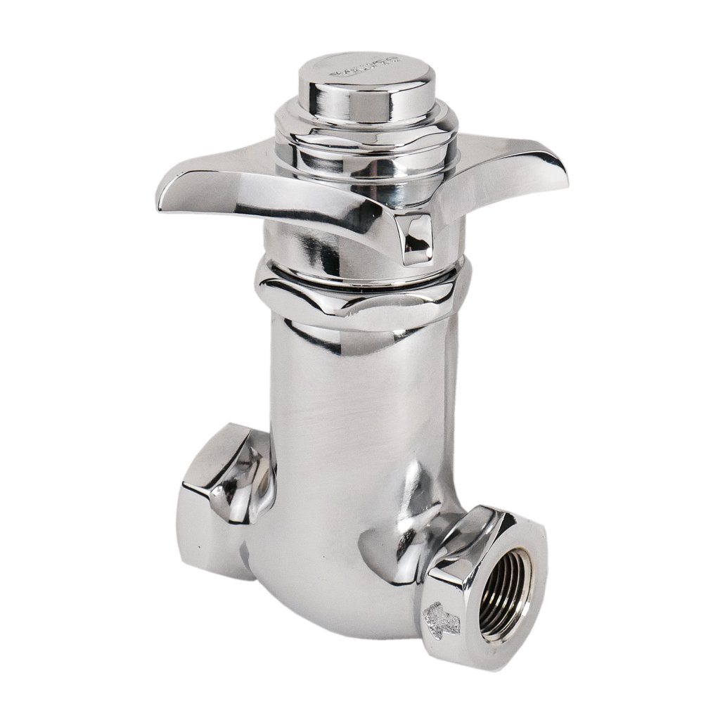 "Commercial 3/8"" Self Closing Valve"