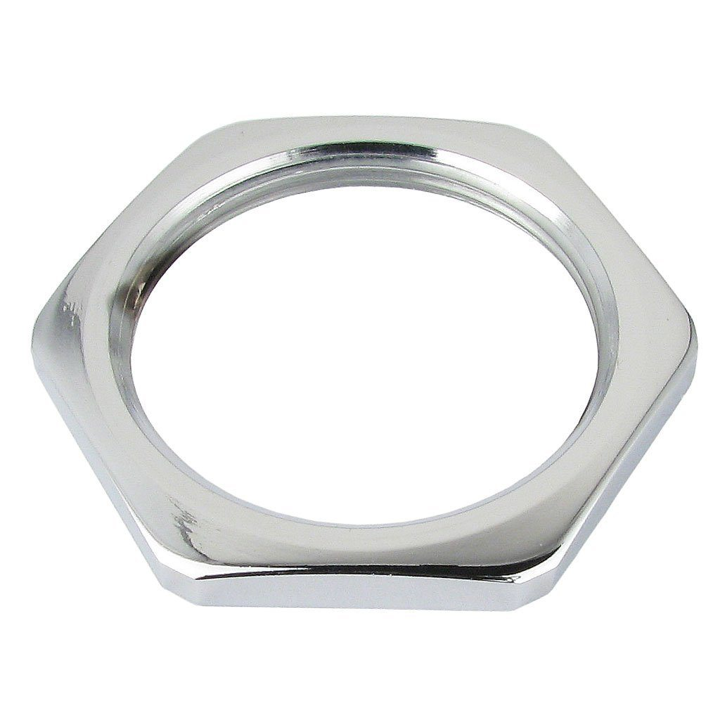 Elkay Drinking Fountain Chrome Hex Nut for Regulator Housing