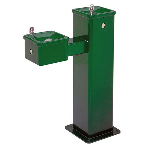 Haws 3500 Barrier-Free Bi-Level Water Fountain