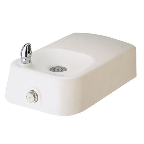 Haws Corp Compact Enameled Iron Drinking Fountain