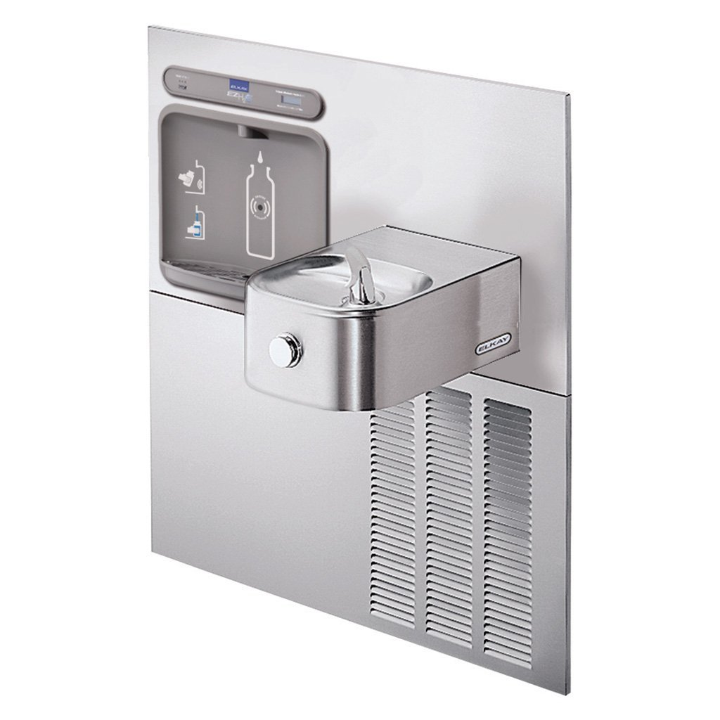 Retrofit ezH2O Bottle Filling Station for Soft Sides Fountain