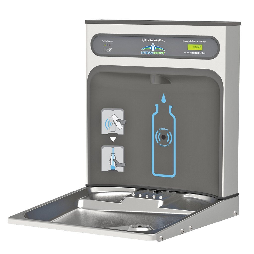 Halsey Taylor HTHB-HAC-RF Retrofit Hydroboost Filtered Bottle Filler Unit