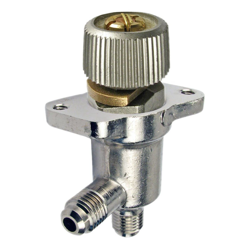 Body and Valve Assembly (Nickel Plated)