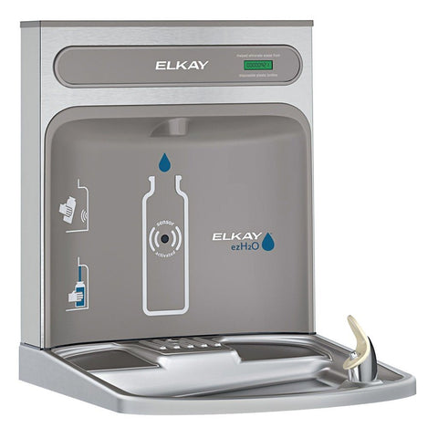 Retro-Fit EZH2O Bottle Filling Station for Elkay EZ/LZ Cooler