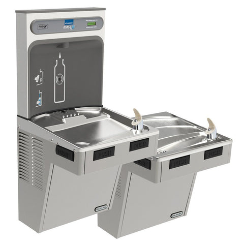 Elkay ezH2O bi level water cooler with bottle filler