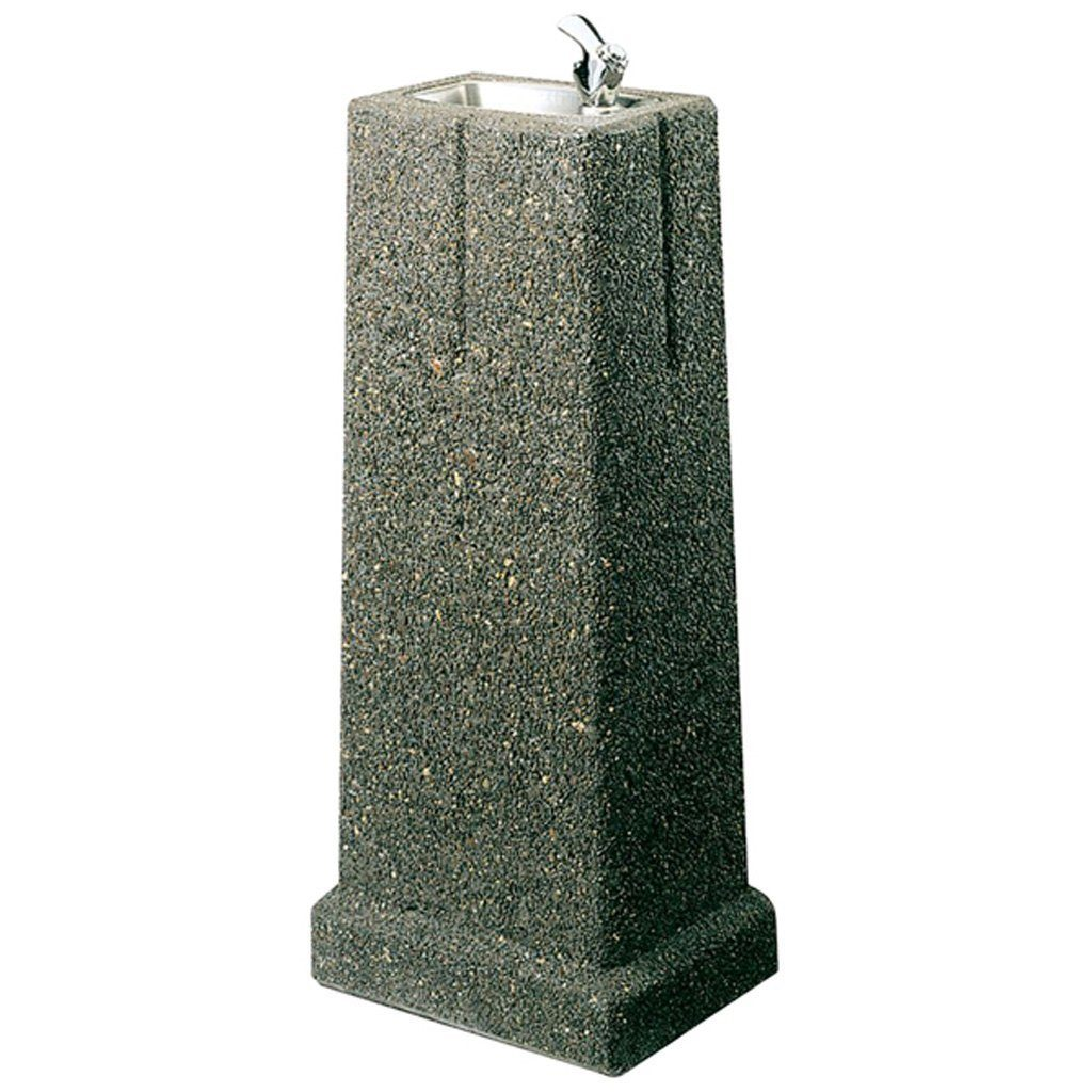 Elkay Outdoor Stone Drinking Fountain