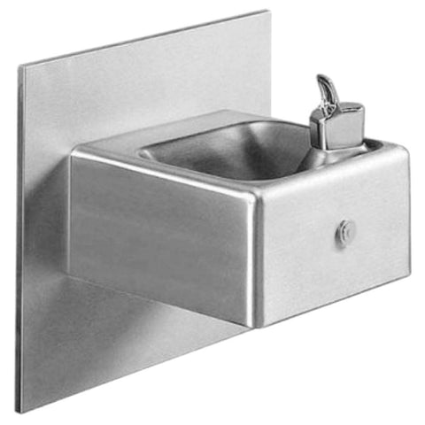 Oasis Frost Resistant On Wall Drinking Fountain