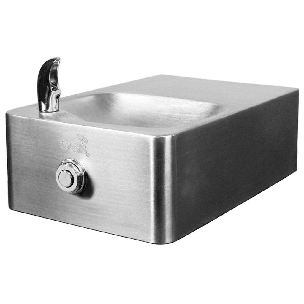 Oasis Heavy Duty On Wall Drinking Fountain