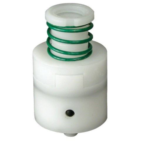 Elkay Water Fountain Part Plastic Regulator with Green Spring