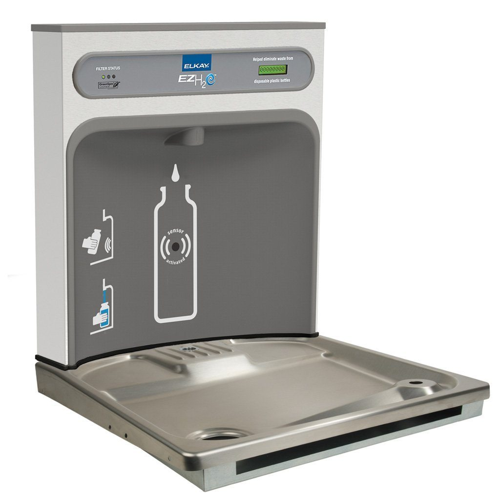Elkay Retrofit Kit for Vandal Proof Bottle Filling Station