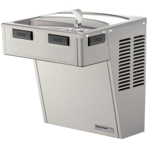 Barrier Free ADA Halsey Taylor Water Cooler Stainless Steel Finish