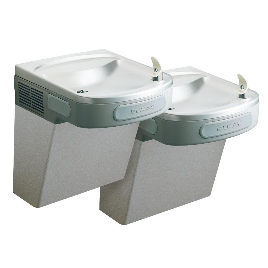 Bi-Level ADA Water Cooler Light Gray