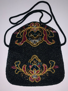 Lilian Vernon Vintage Beaded Evening Bag